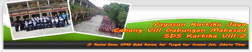 SDS Kartika VIII-2 Jakarta Timur
